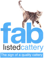 Logo for Feline Advisory Bureau (FAB)